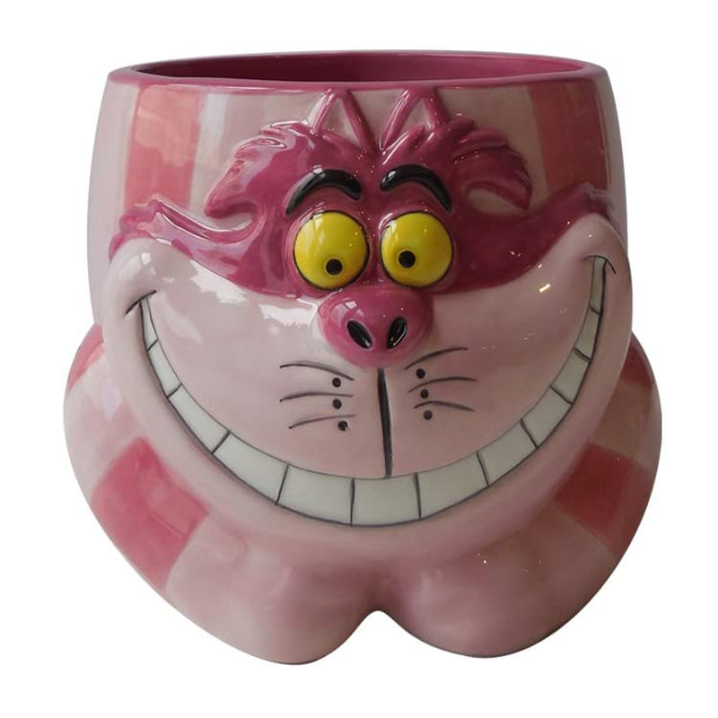 Silver Buffalo AW1795 Disney Alice in Wonderland Cheshire Cat Sculpted Mug