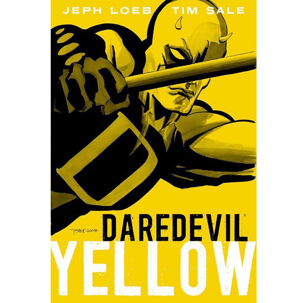 DAREDEVIL: YELLOW - Paperback