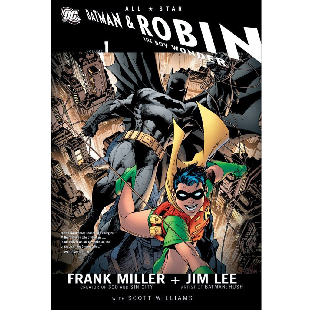 All Star Batman and Robin, the Boy Wonder Paperback