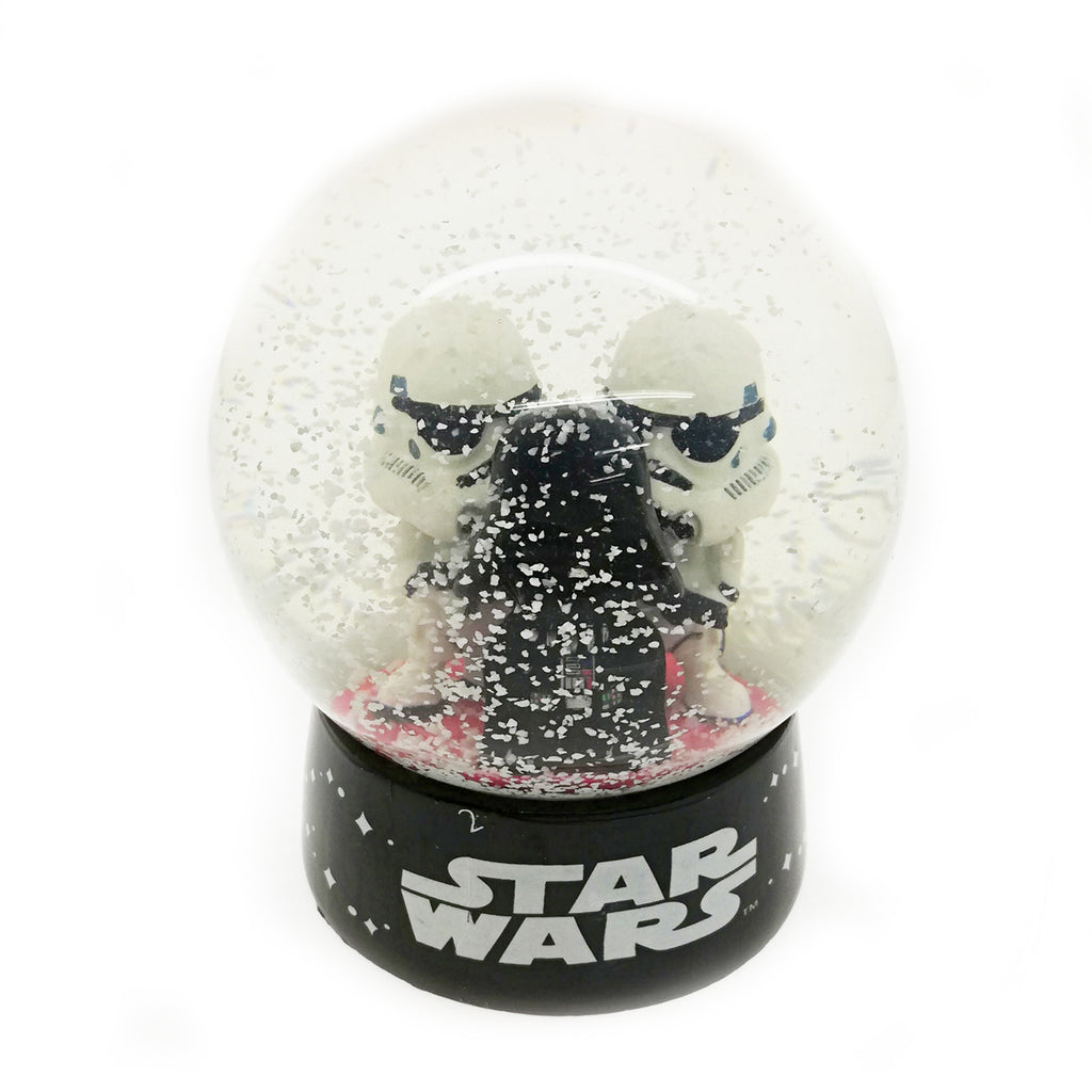 Star Wars Darth Vader and Stromtroopers Snowball