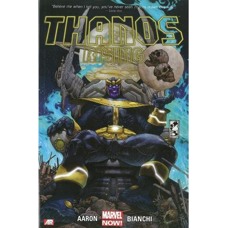 Thanos Rising (Marvel Now) - Paperback
