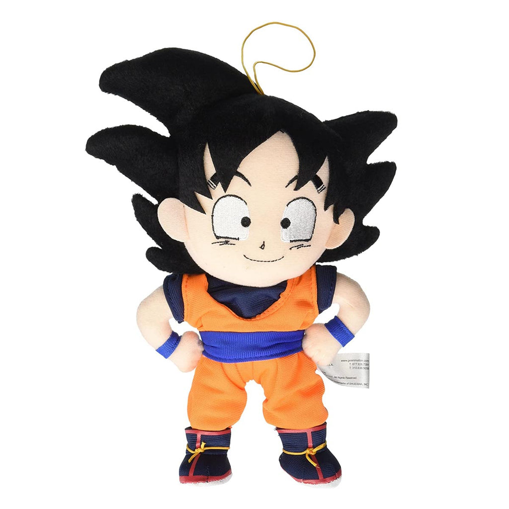 "Dragonball 9"" Goku Plush Toy Plush Doll"