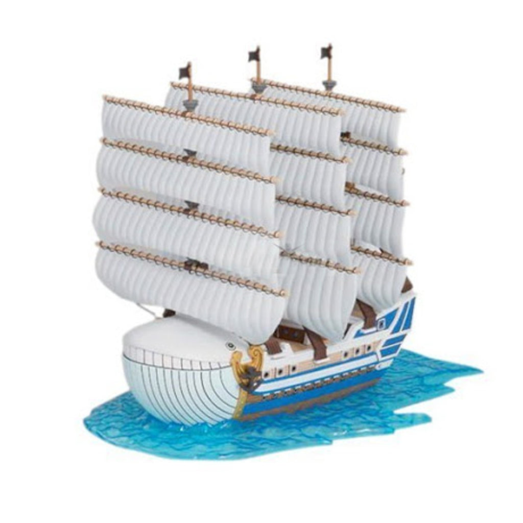 Bandai ONE Piece Grand Ship Collection 05 Moby Dick