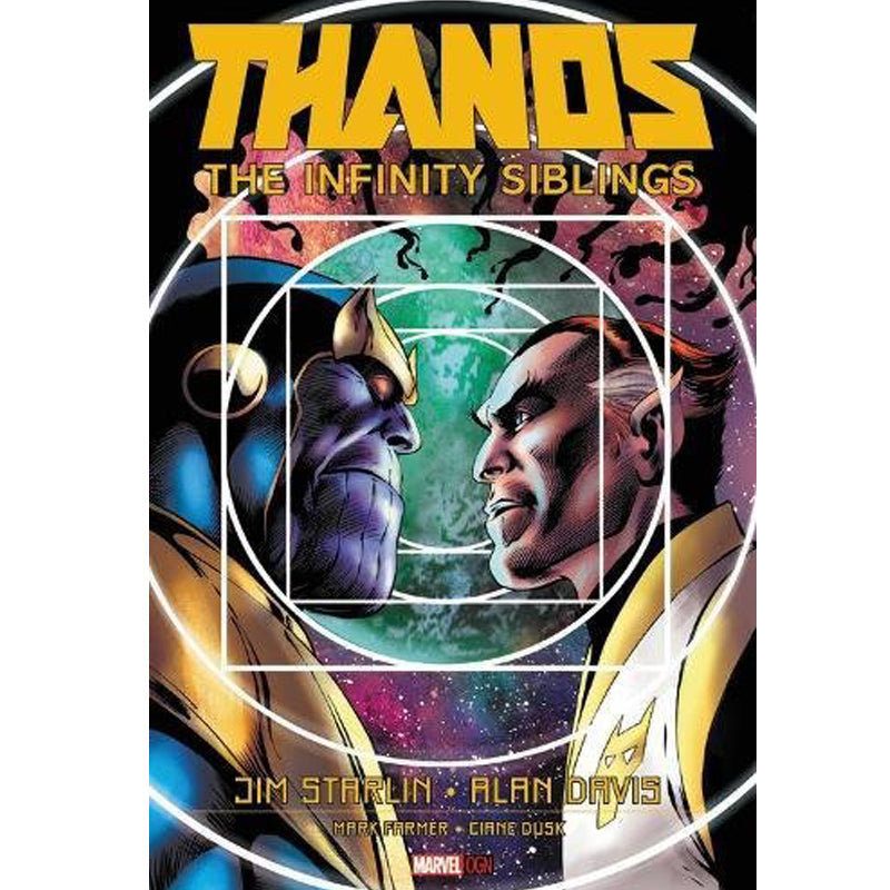 Thanos: The Infinity Siblings - Hardcover