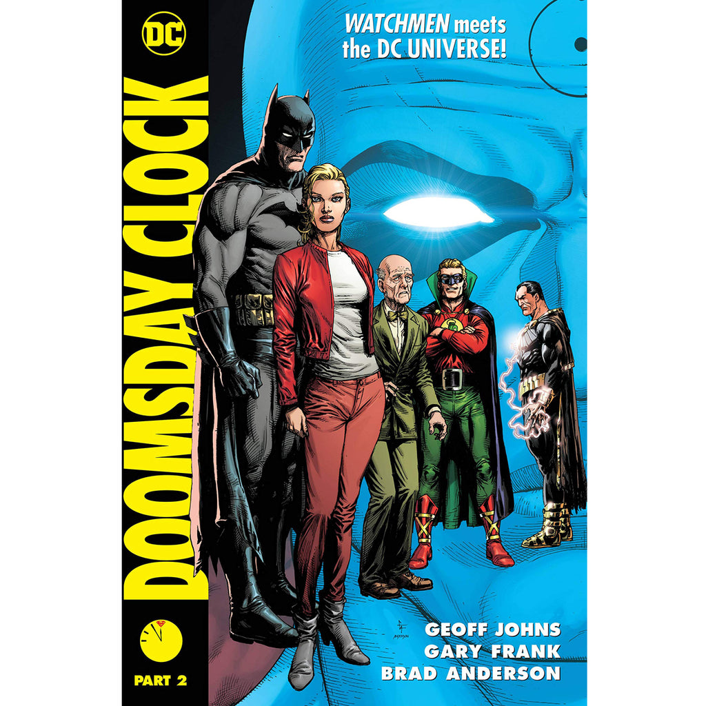 Doomsday Clock Part 02 With Slipcase - Hardcover