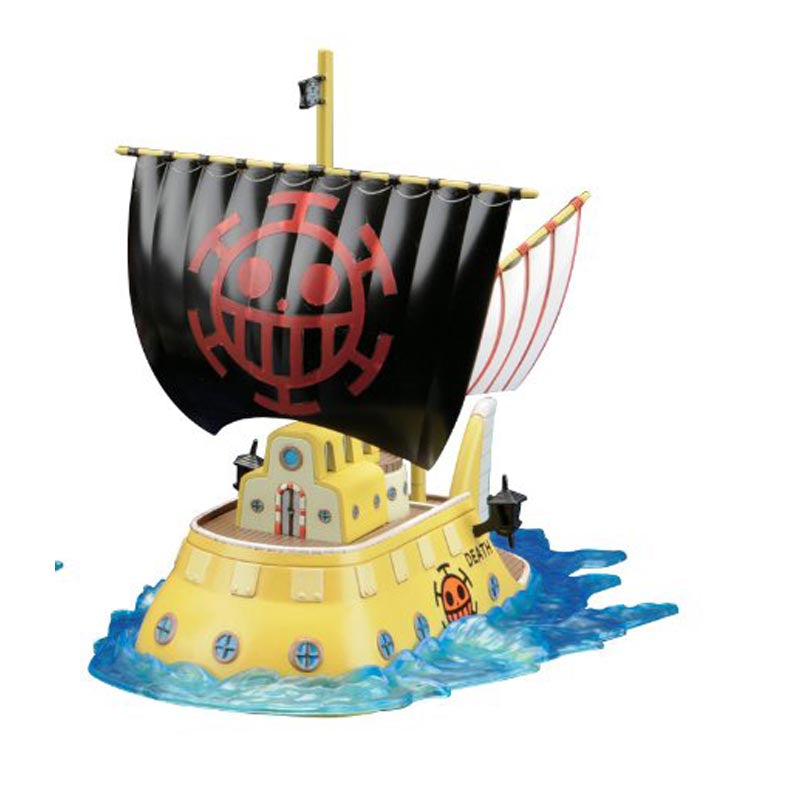 One Piece Great Ship of (Ground Ship) Collection Trafalgar Law Submarine