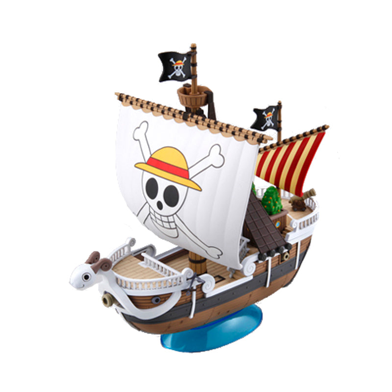 ONE PIECE Grand Ship Collection Going Merry Plastic Model Kit