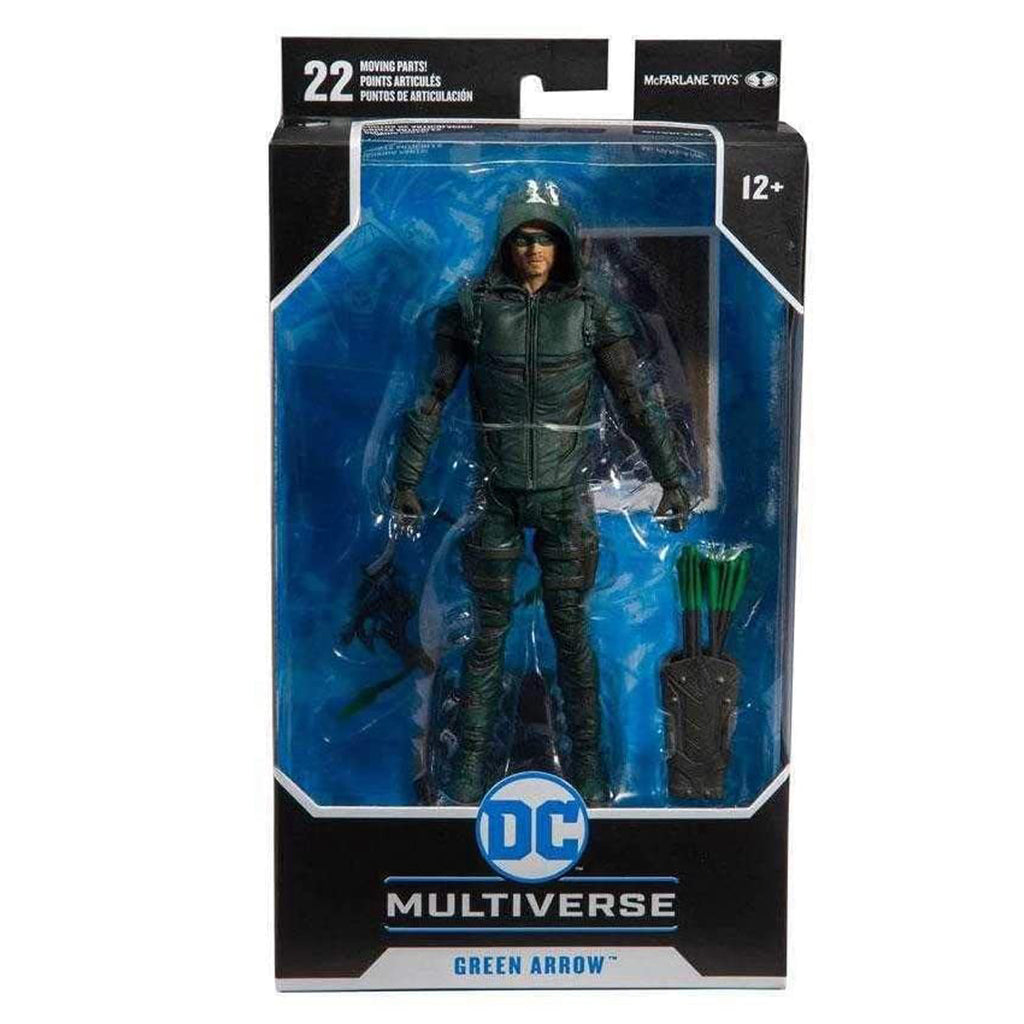 McFarlane Toys DC Multiverse Green Arrow: Arrow Action Figure