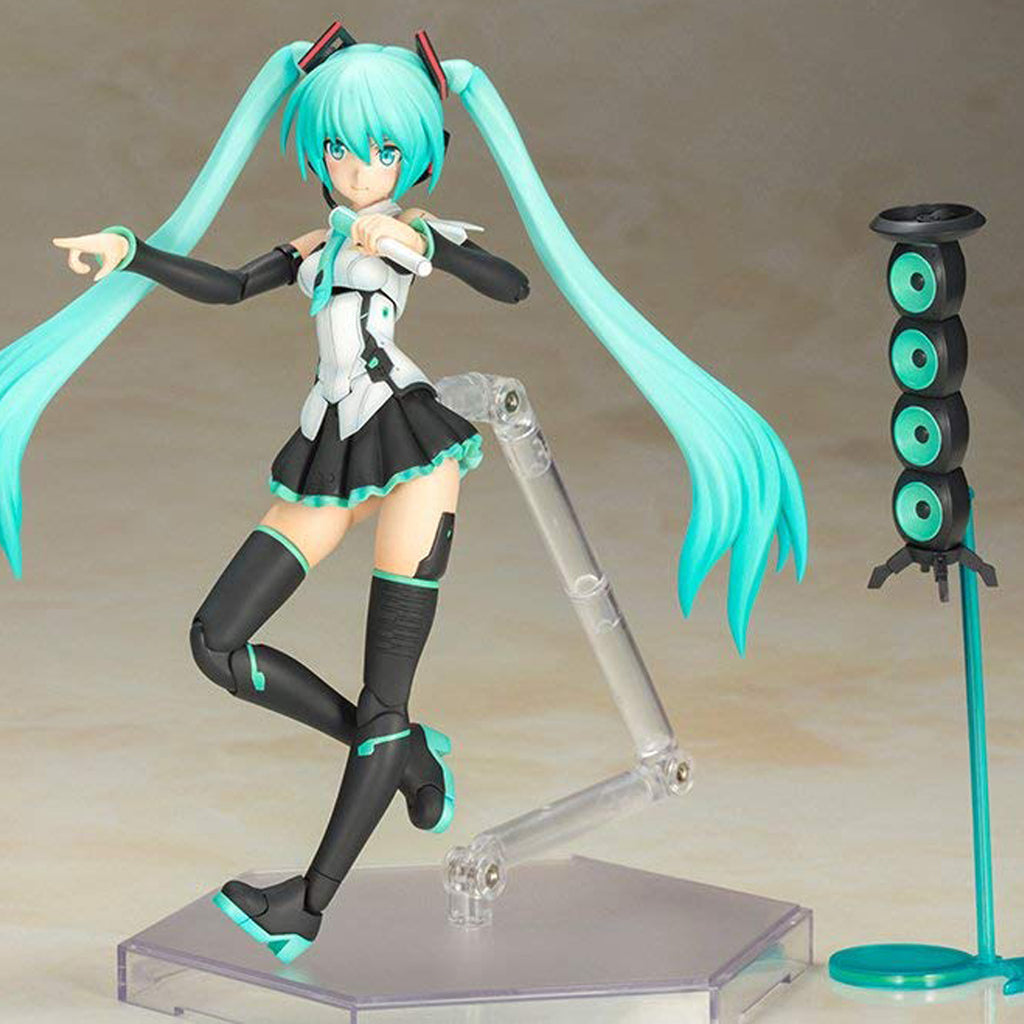 F.A. Frame Music Girl Hatsune Miku Model Kit