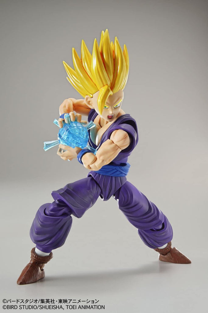 Bandai Hobby Figure-Rise Standard Super Saiyan 2 Son Gohan Model Kit