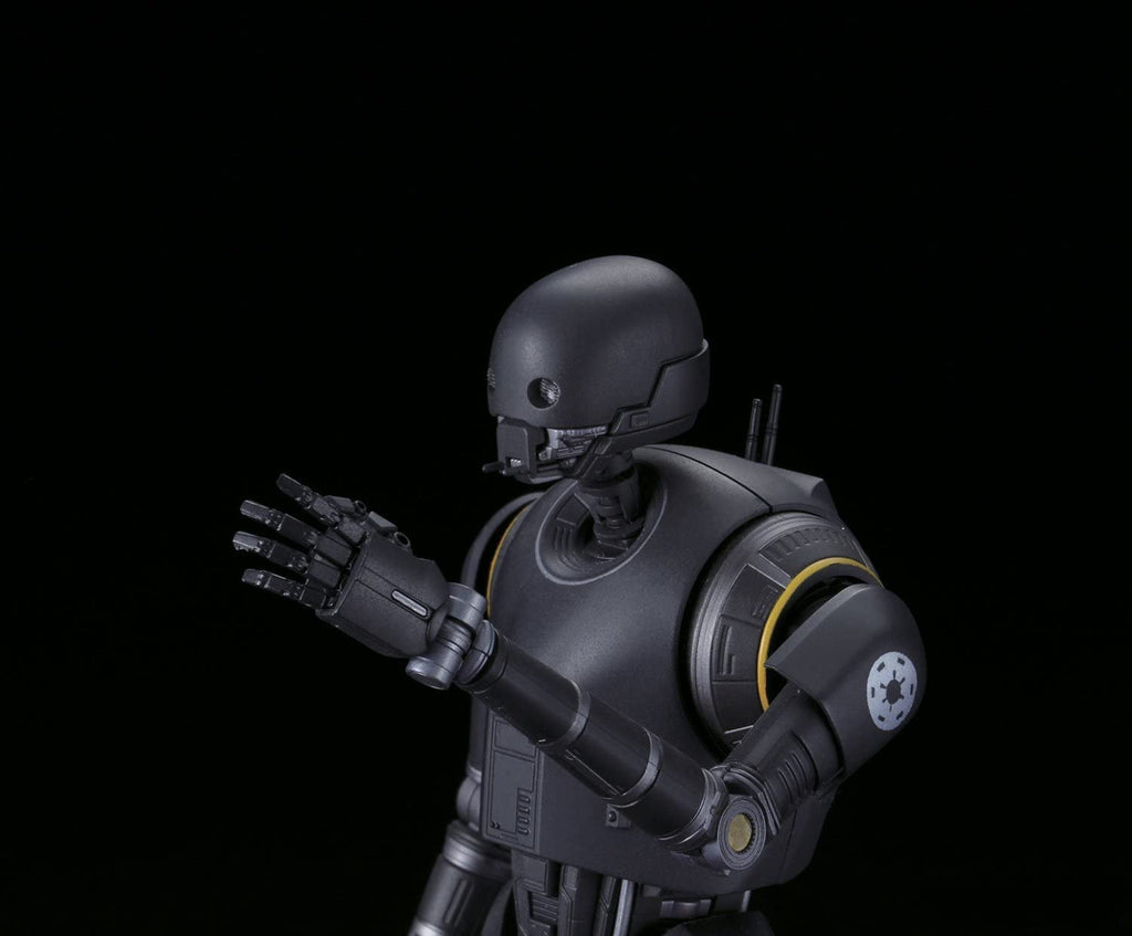 Bandai Star Wars K-2SO 1/12 Scale Plastic Model Kit -Rogue One: A Star Wars Story