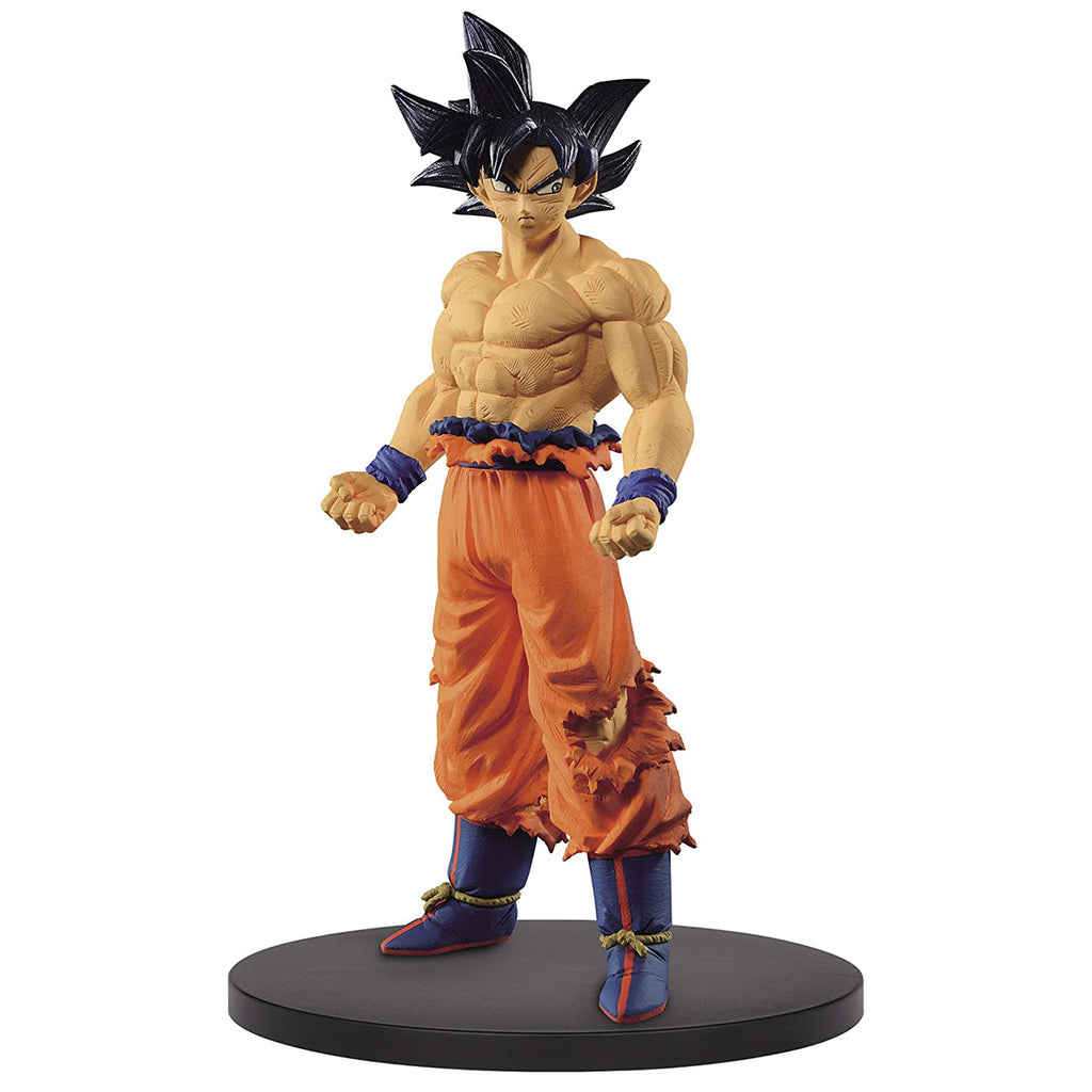 Banpresto Dragon Ball Super Creator x Creator Ultra Instinct Sign Songoku