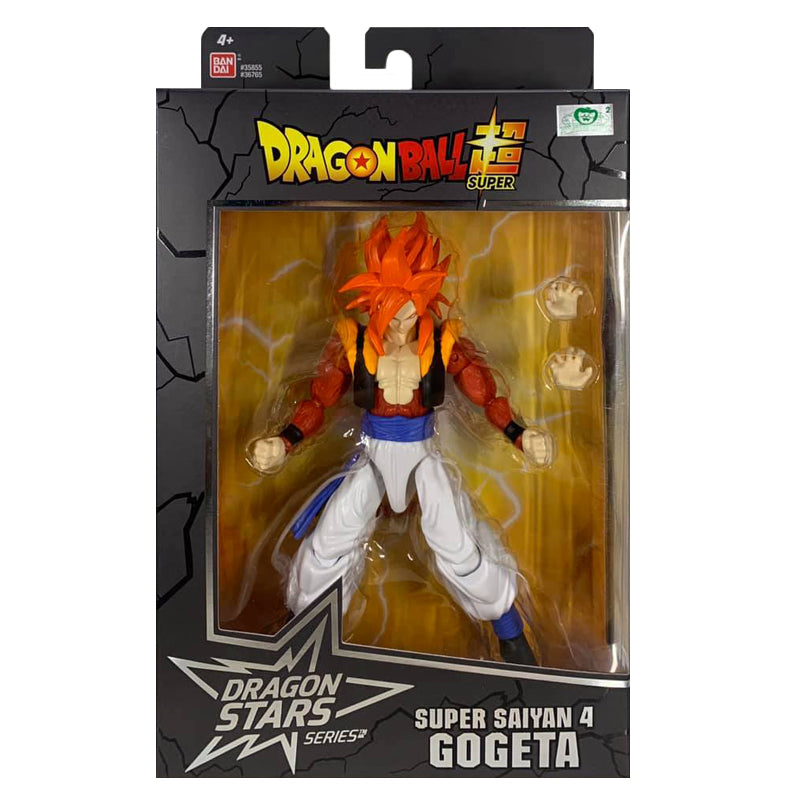 Dragon Ball Super - Dragon Stars Super Saiyan 4 Gogeta Figure (Series 14)