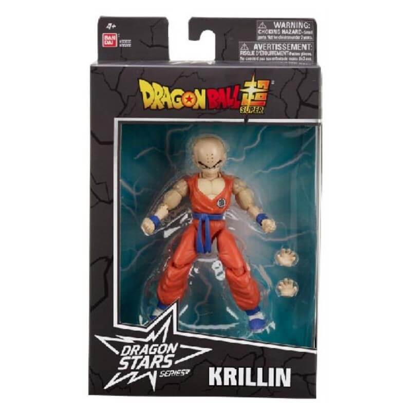 Dragon Ball Super - Dragon Stars Krillin Figure (Series 14)