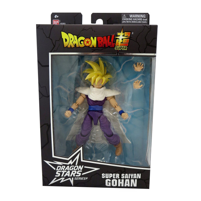 Dragon Ball Super - Dragon Stars Super Saiyan Gohan Figure (Series 14)