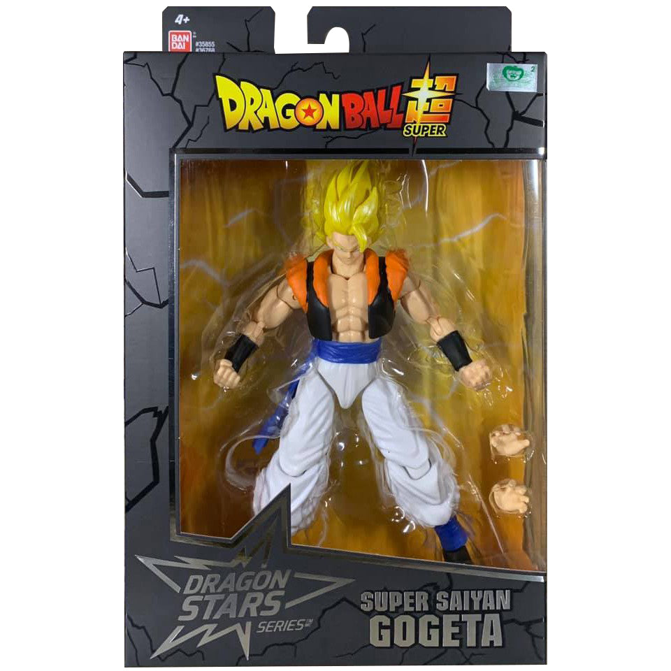 Dragon Ball Super - Dragon Stars Super Saiyan Gogeta Figure (Series 15)