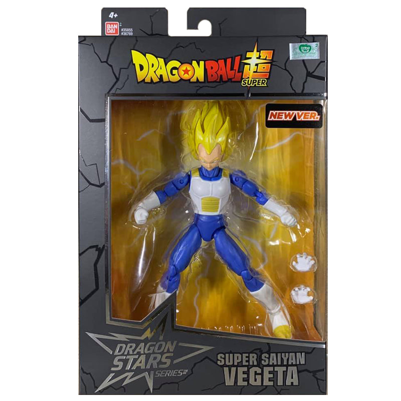 Dragon Ball Super - Dragon Stars Super Saiyan Vegeta Figure (Series 15)