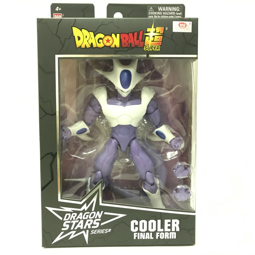 Dragon Ball Super - Dragon Stars Cooler Final Form Figure (Series 15)