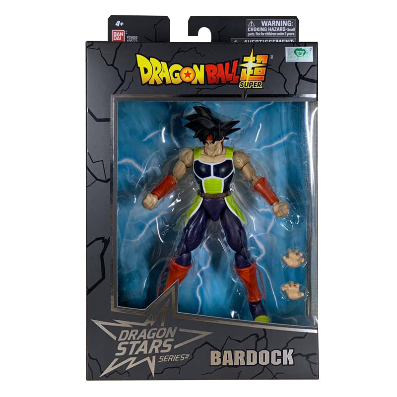 Dragon Ball Super - Dragon Stars Bardock Figure (Series 16)
