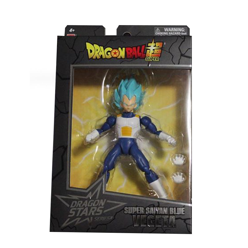Dragon Ball Super - Dragon Stars Super Saiyan Blue Vegeta Figure (Series 16)