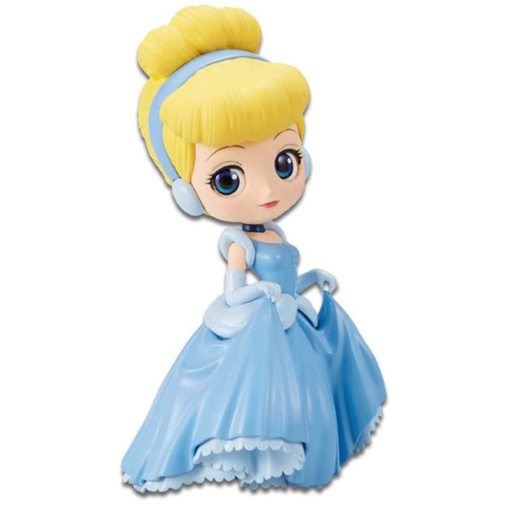Banpresto QPosket Cinderella (Normal Color) Figure
