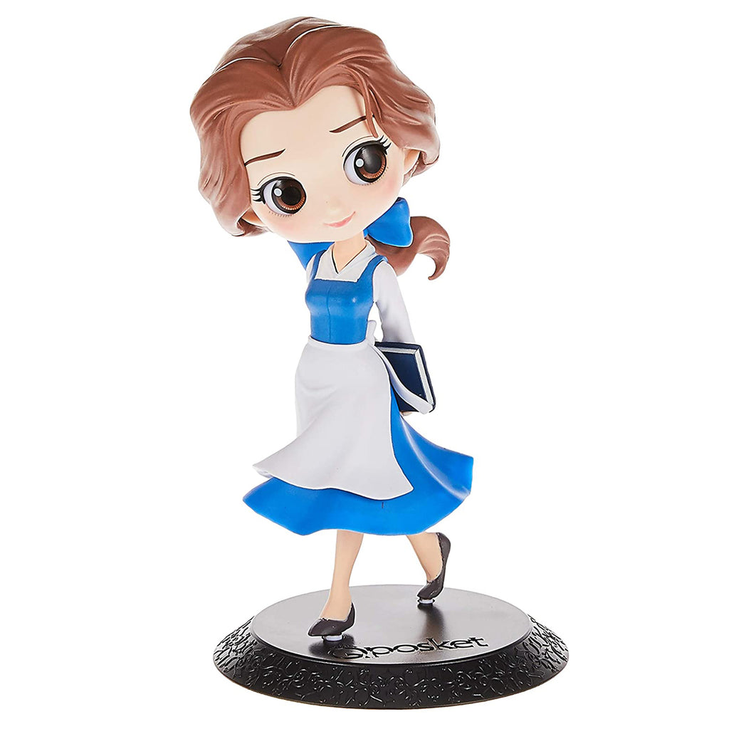 Banpresto Beauty & The Beast Q Posket Belle Country Style (Normal Color) Figure