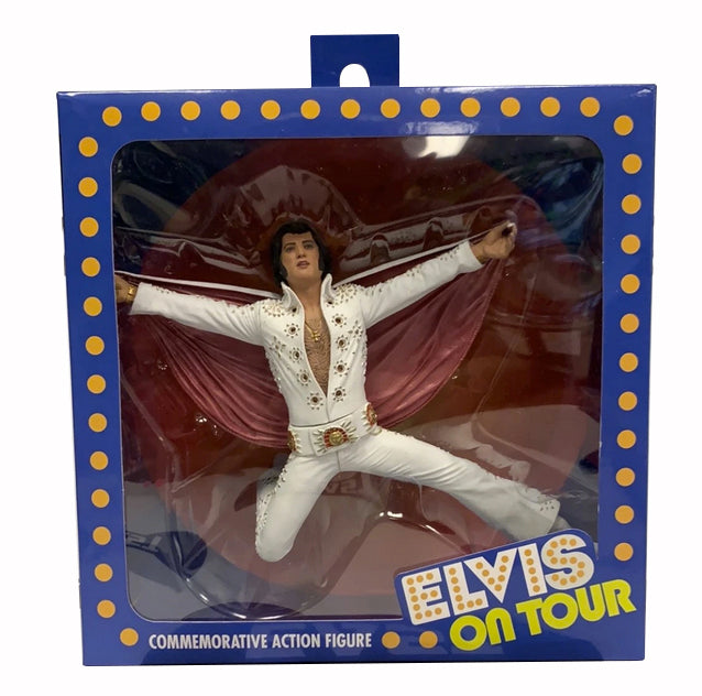 NECA - Elvis Presley Live 1972 7 Action Figure