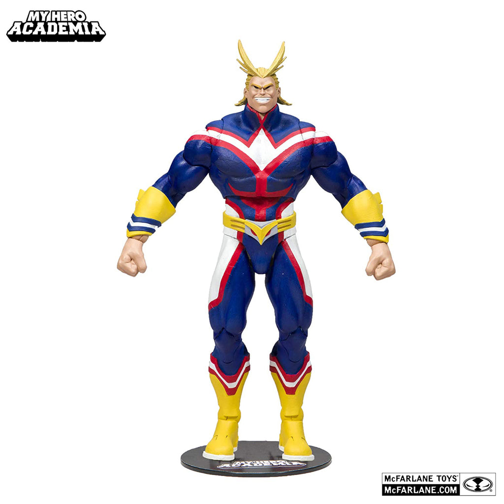 McFarlane Toys My Hero Academia All-Might Action Figure