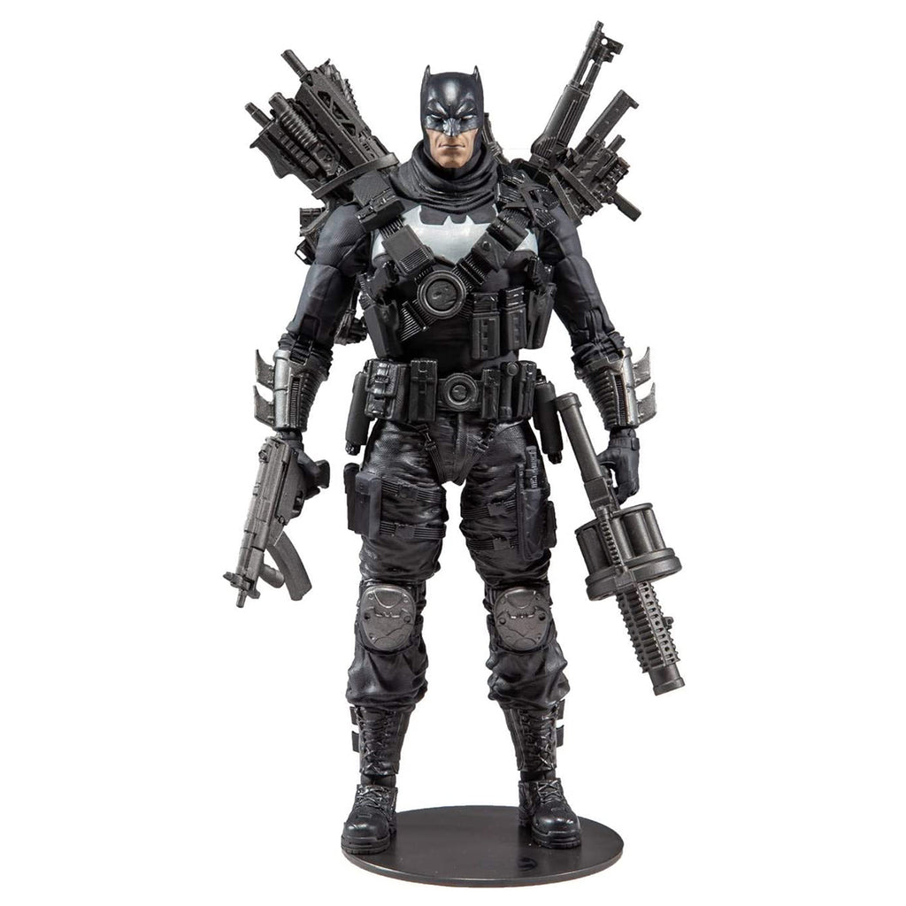 "McFarlane Toys DC Multiverse Dark Nights: Metal The Grim Knight 7"""" Action Figure"
