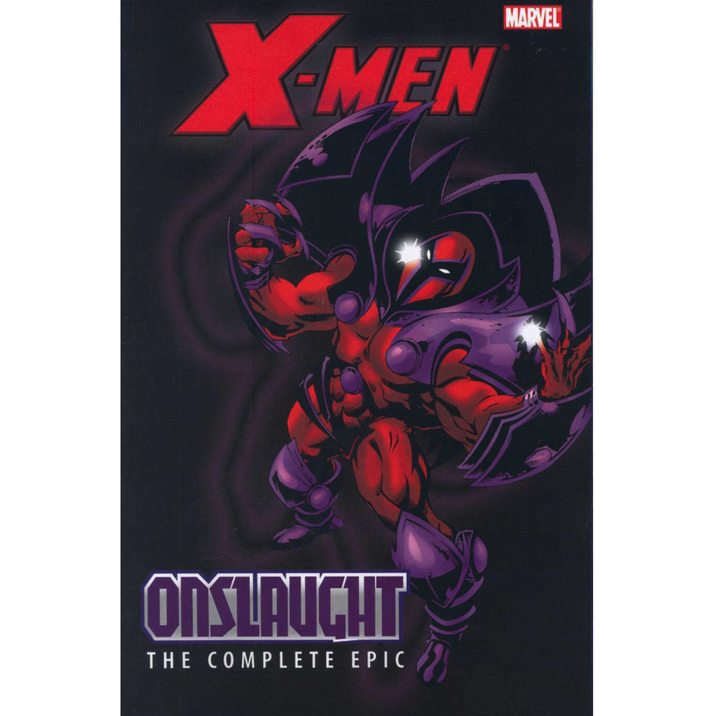 X-Men: The Complete Onslaught Epic, Book 1 - Paperback