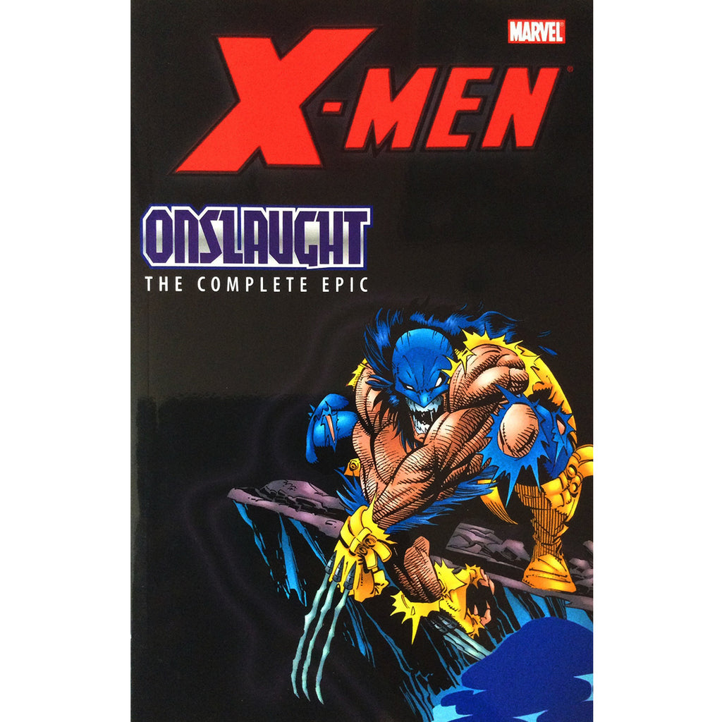 X-Men: The Complete Onslaught Epic, Book 2 - Paperback