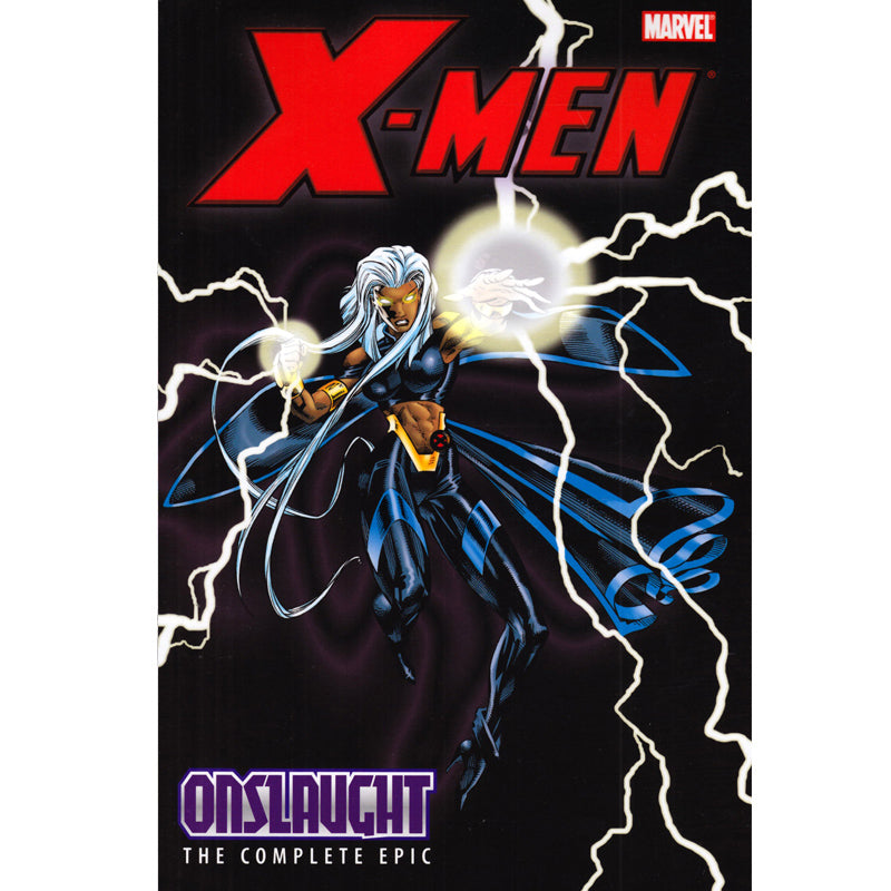 X-Men: The Complete Onslaught Epic, Book 3 - Paperback