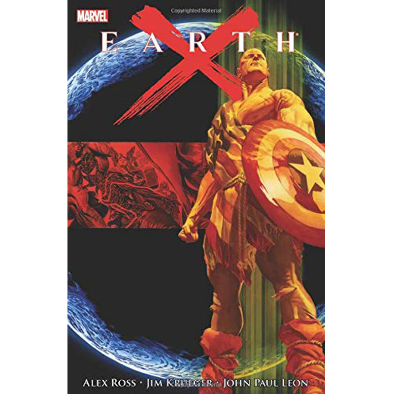 Earth X - Paperback
