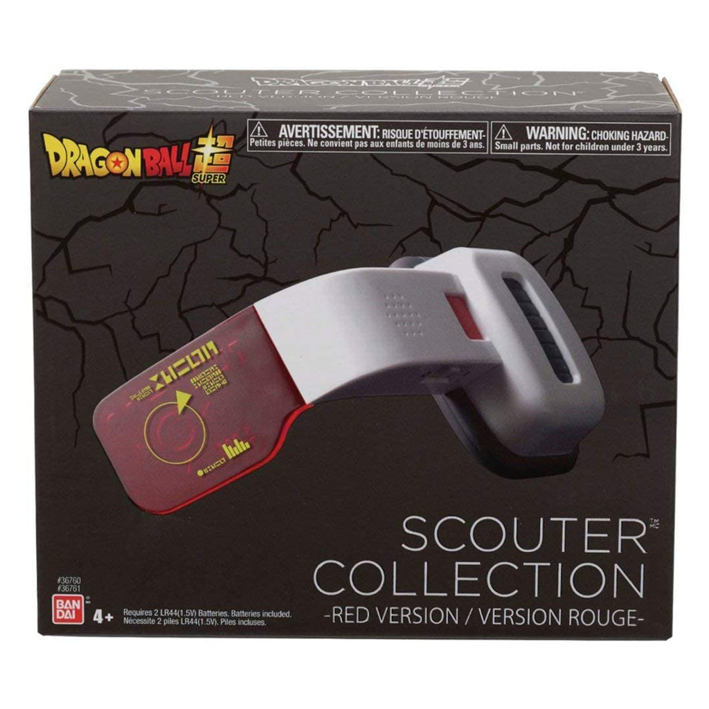 Bandai Dragon Ball Super - Red Scouter