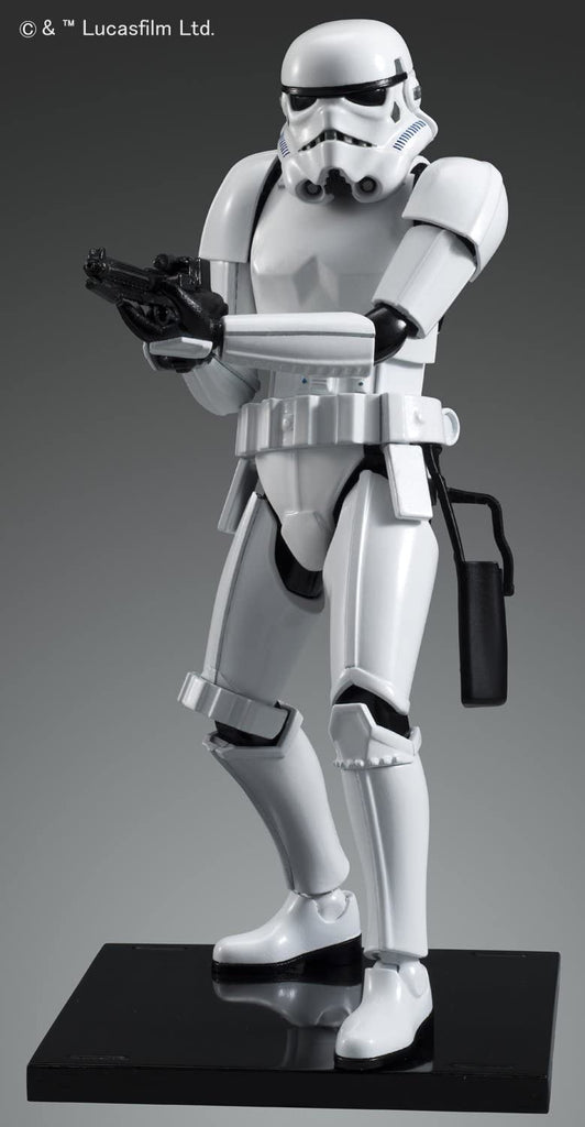 "Bandai Hobby Star Wars 1/12 Plastic Model Stormtrooper ""Star Wars"""