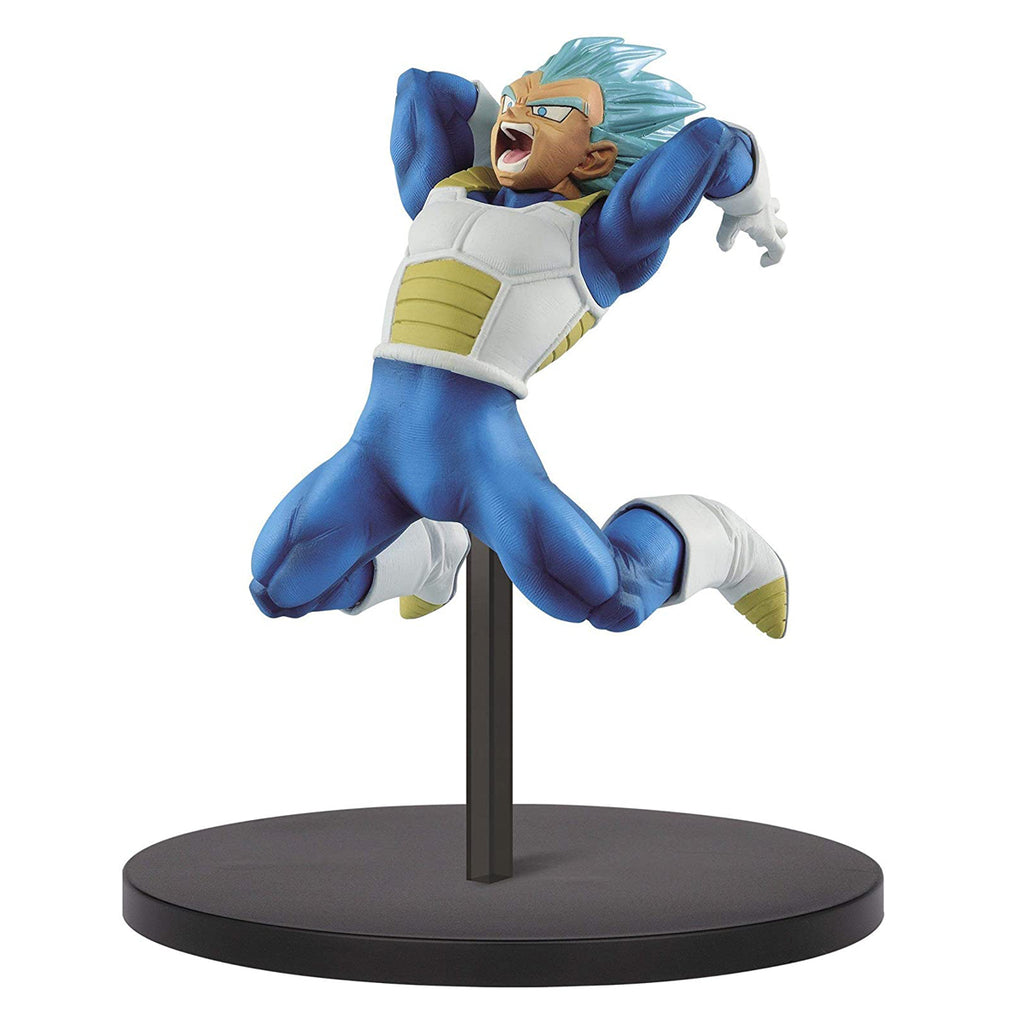 Dragon Ball Super Chosenshiretsuden SSGSS Vegeta Figure