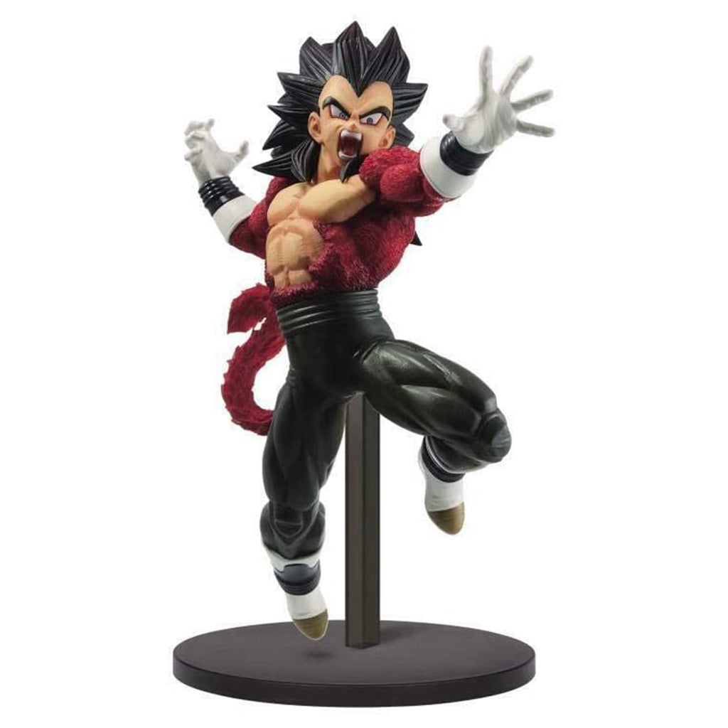BanPresto Dragon Ball Heroes 9th Anniversary SS4 Vegeta:Xeno Figure