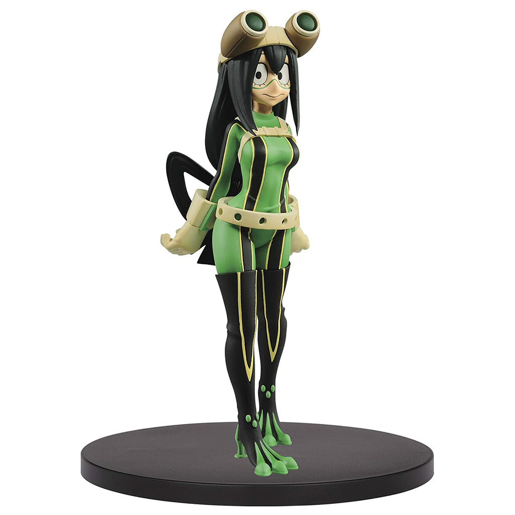 Banpresto My Hero Academia Age of Heroes Froppy Tsuyu Asui Figure