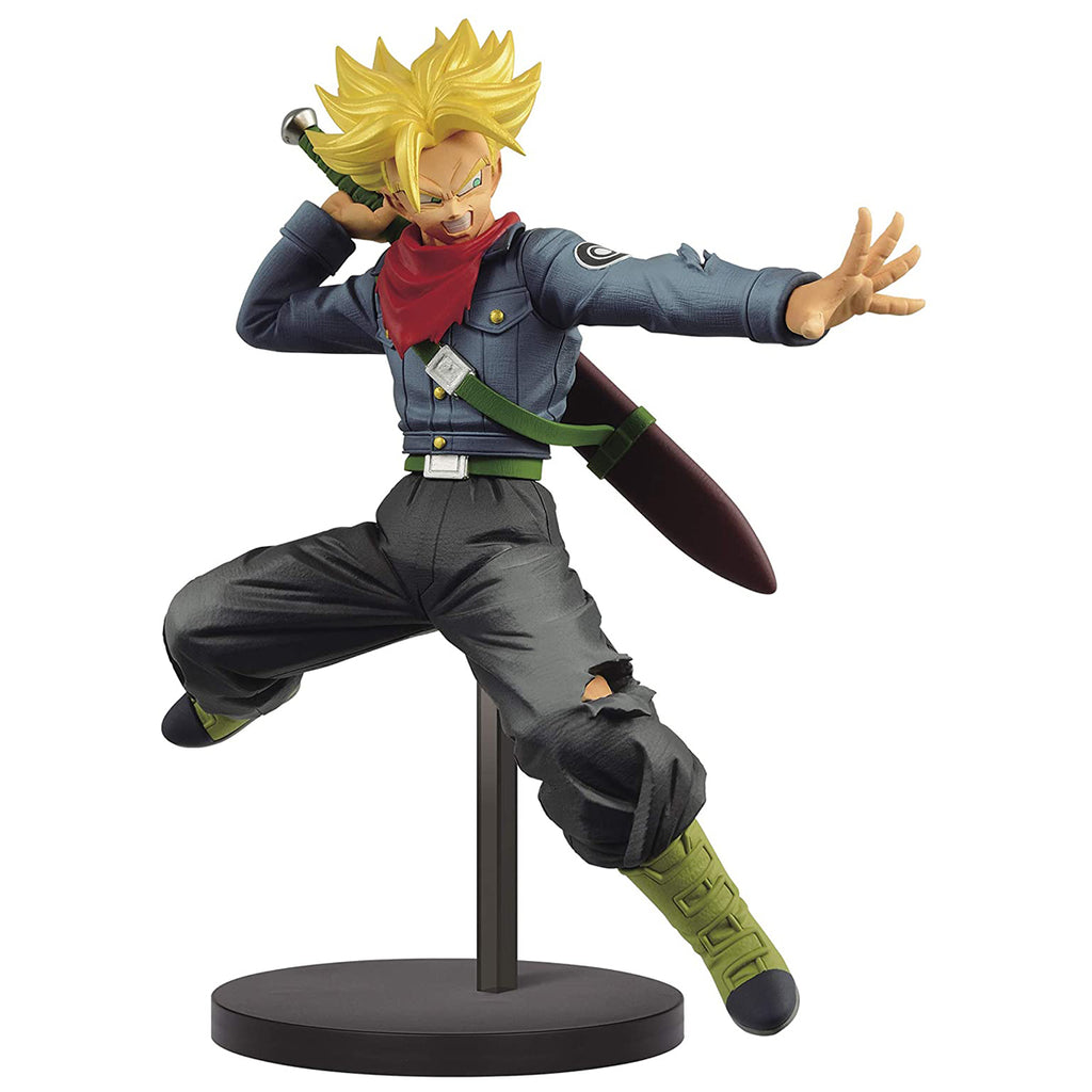 Banpresto Dragon Ball Super Chosenshiretsuden II Super Saiyan Trunks Figure