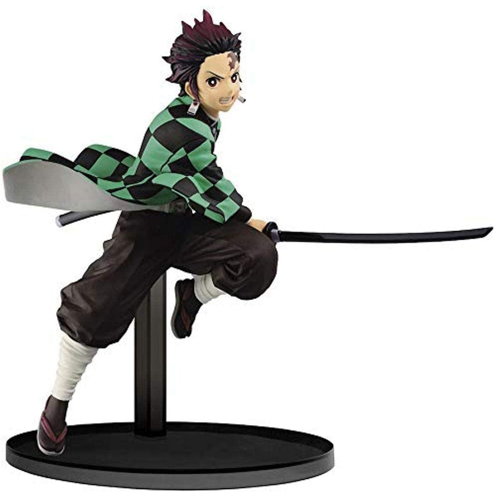 Banpresto Demon Slayer (Kimetsu no Yaiba) Vibration Stars Tanjiro Kamado Figure