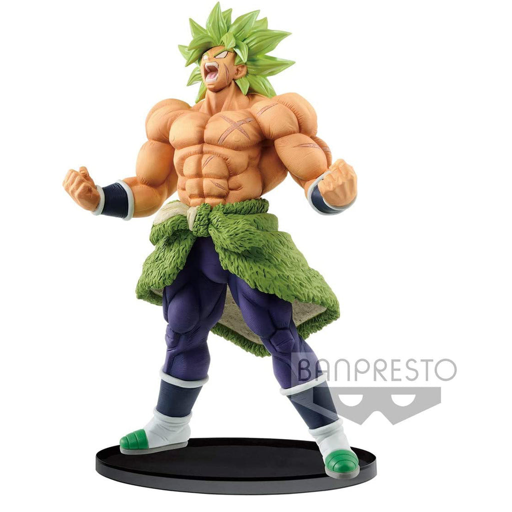 Banpresto Dragon Ball Super BWFC 2 Champion Special Broly Figure