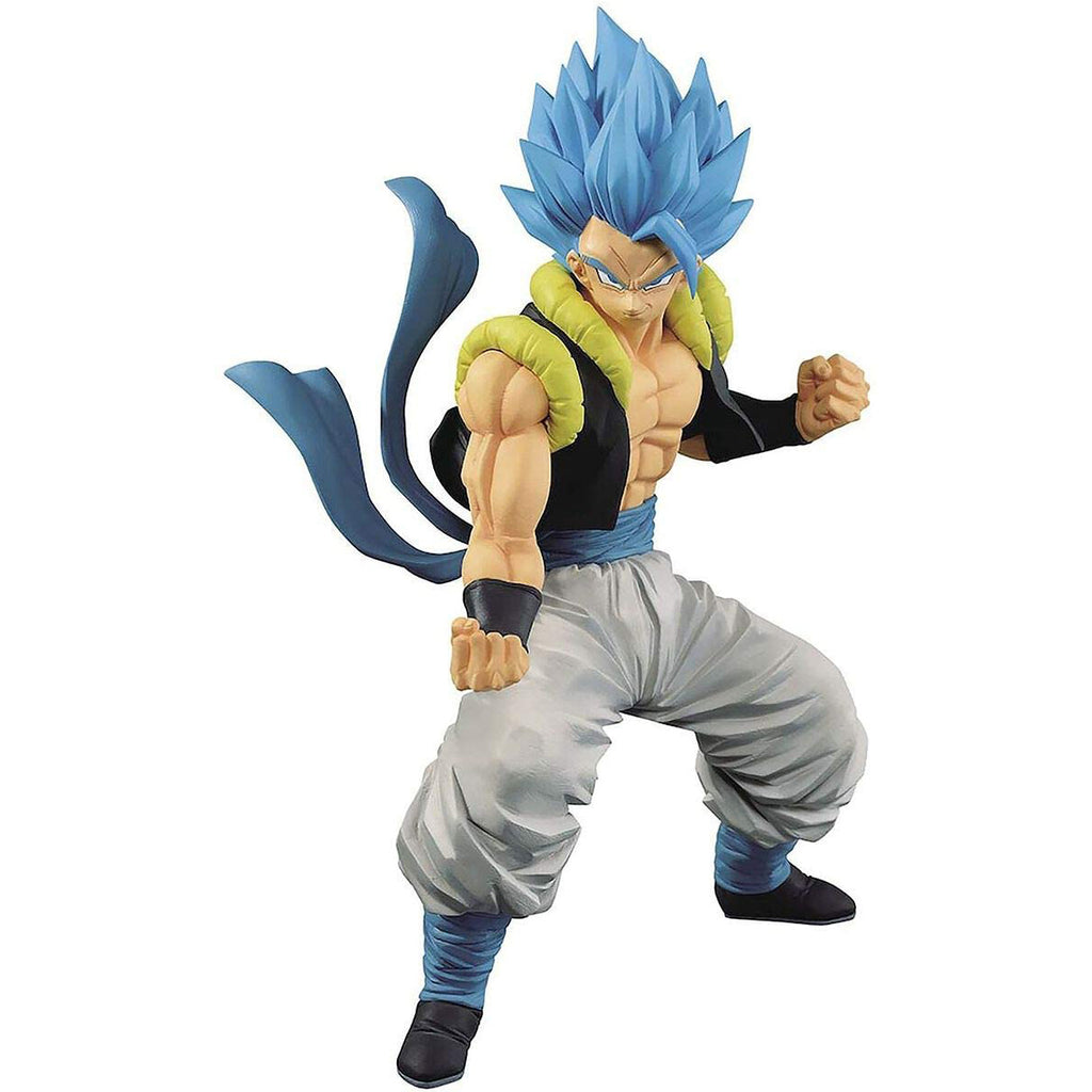 Banpresto Dragon Ball Z Dokkan Battle 5th Anniversary SSGSS Gogeta Figure