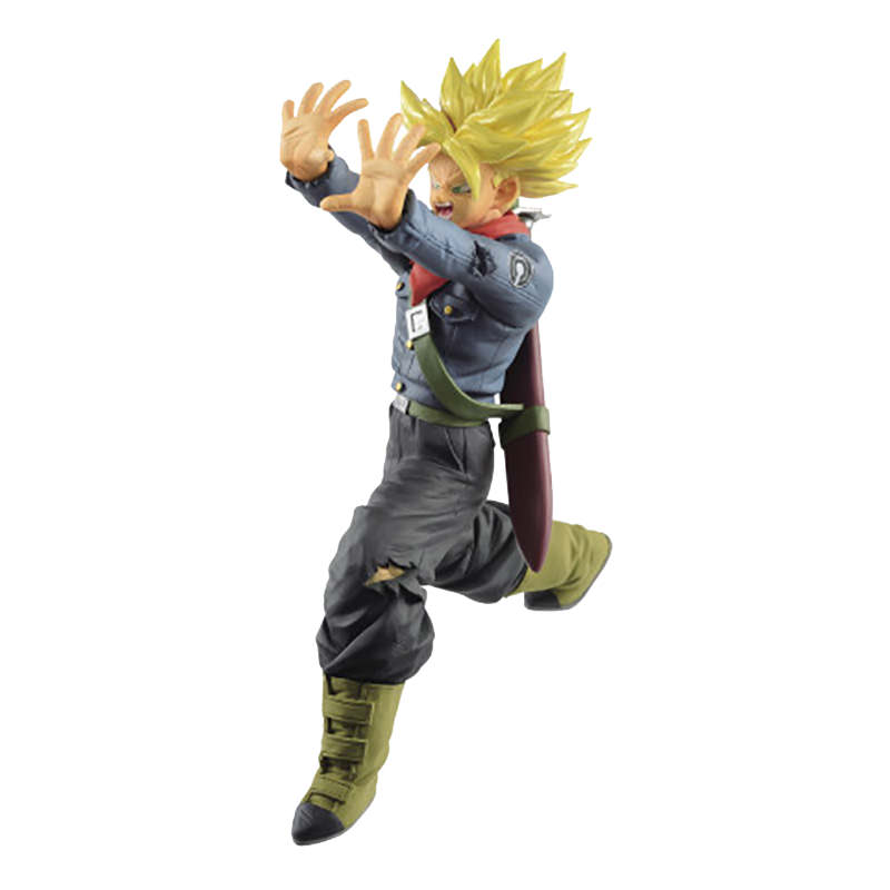Banpresto DBS Super Saiyan Future Trunks Galick Gun!!!! Figure