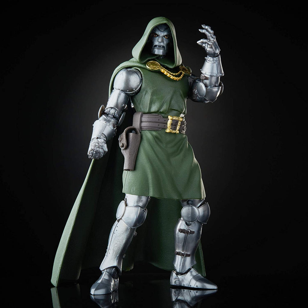 "Marvel Legends Series Fantastic Four 6"" Collectible Action Figure Doctor Doom"