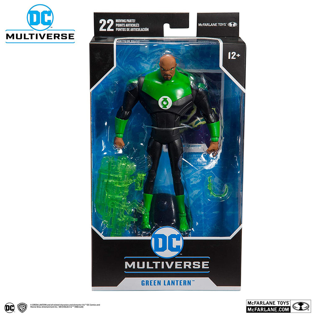 McFarlane Toys DC Multiverse Green Lantern: Justice League Action Figure