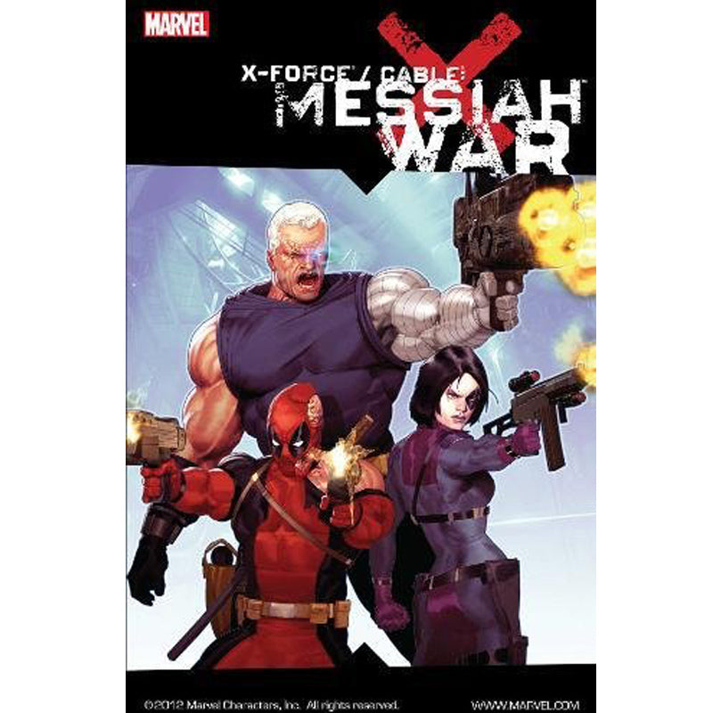 X-Force/Cable: Messiah War - Paperback