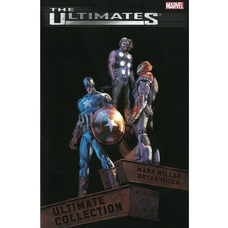 The Ultimates: Ultimate Collection - Paperback