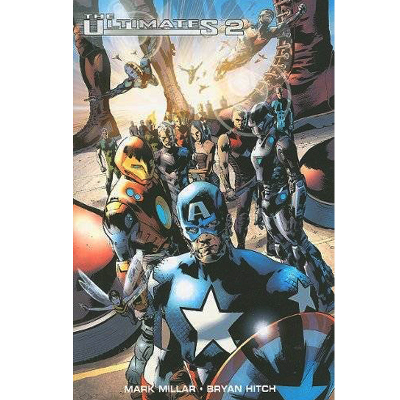 The Ultimates 2: Ultimate Collection - Paperback