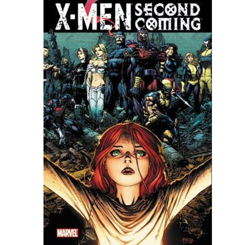 X-Men: Second Coming - Paperback
