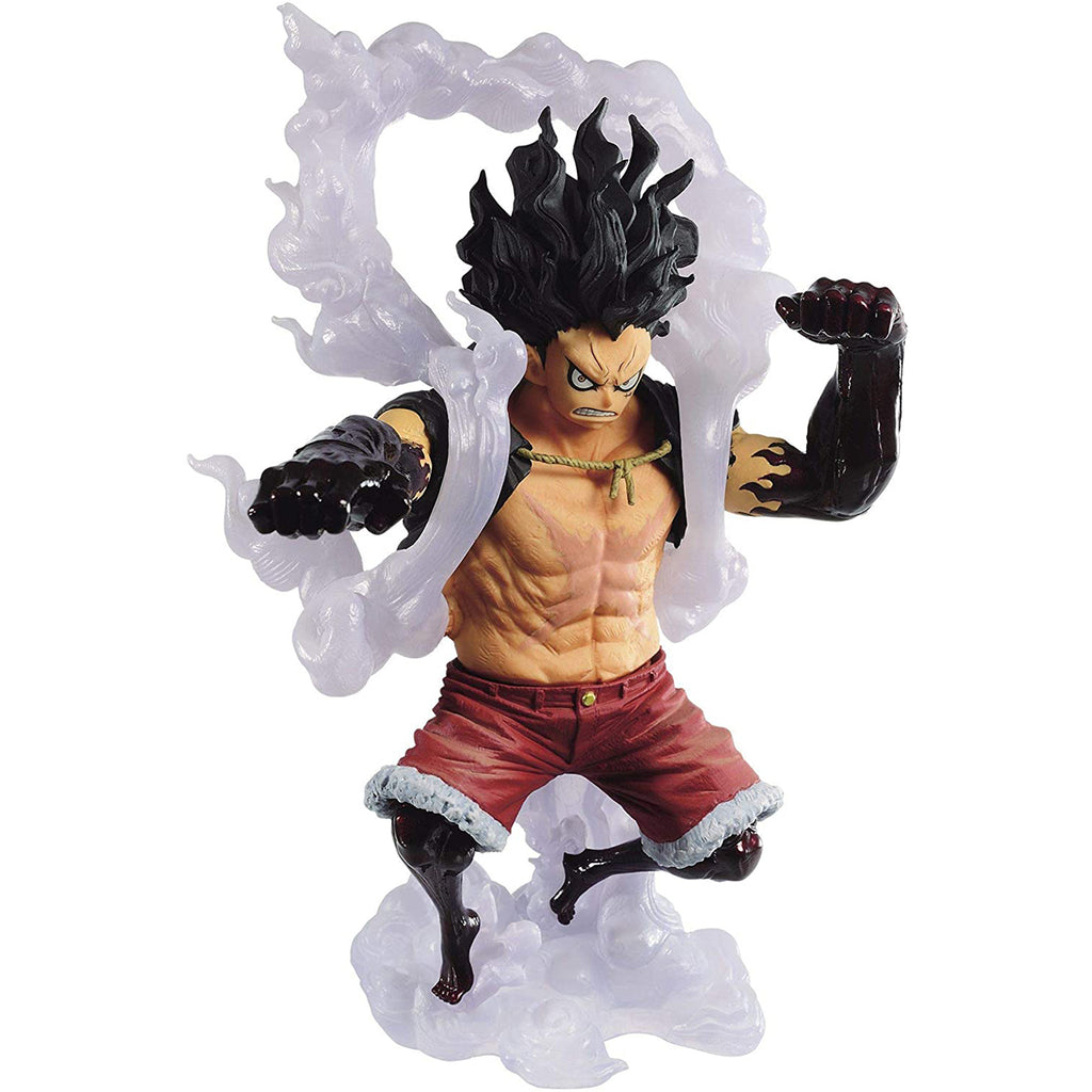 Banpresto One Piece King of Artist The Monkey.D.Luffy Figure ver.2